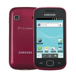 Unlocking by code Samsung R680 Repp