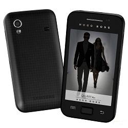Unlocking by code Samsung Galaxy Ace Hugo Boss