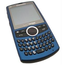 Unlocking by code Samsung i770 Saga