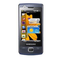 Unlocking by code Samsung Omnia Lite