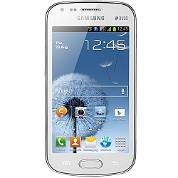 Unlocking by code Samsung Galaxy S Duos S756