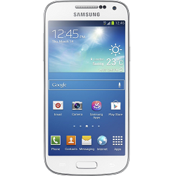 Unlocking by code Samsung I9190 Galaxy S4 mini