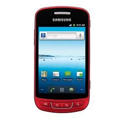 Unlocking by code Samsung SCH-R720 Admire