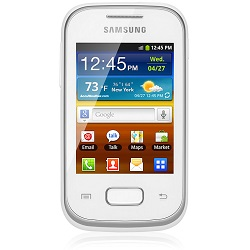 Unlocking by code Samsung GT-S5301L