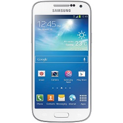 Unlocking by code Samsung i9195L