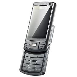 Unlocking by code Samsung G810