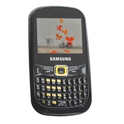 Unlocking by code Samsung Genio Qwerty