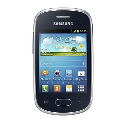 Unlocking by code Samsung GT-S5310
