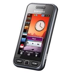 Unlocking by code Samsung S5230W