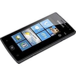 Unlocking by code Samsung Omnia W I8350