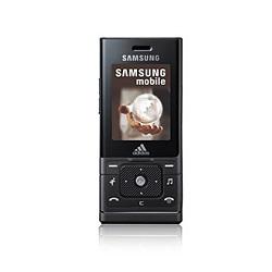 Unlocking by code Samsung F110