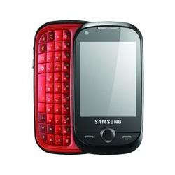 Unlocking by code Samsung Genio Slide