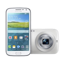 Unlocking by code Samsung Galaxy K zoom