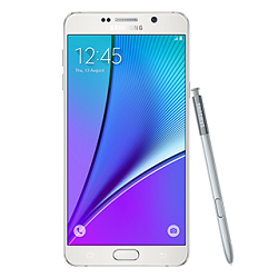 Unlocking by code Samsung Galaxy Note 5