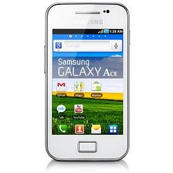 Unlocking by code Samsung Galaxy Ace us
