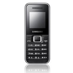 Unlocking by code Samsung E1180