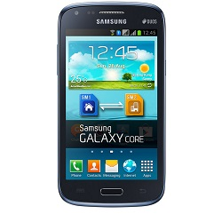 Unlocking by code Samsung Galaxy Core