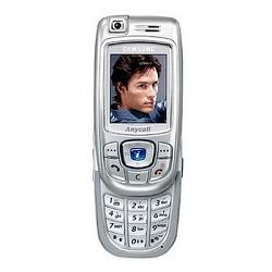 Unlocking by code Samsung E818