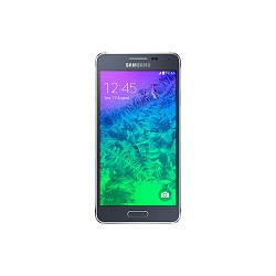 Unlocking by code Samsung Galaxy Alpha