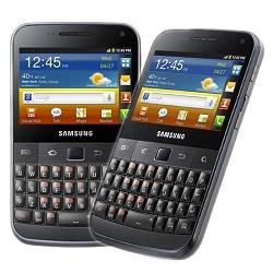 Unlocking by code Samsung Galaxy M Pro B7800