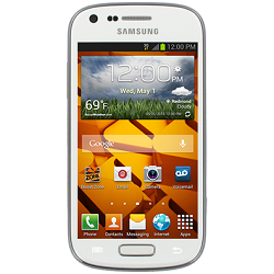 Unlocking by code Samsung Galaxy Prevail 2