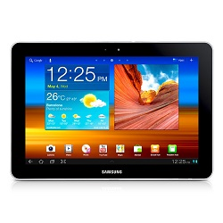 How to unlock Samsung Tab 10.1 GT P7500R