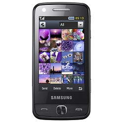 Unlocking by code Samsung M8910 Pixon12