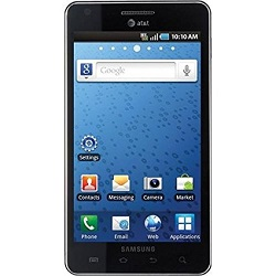 Unlocking by code Samsung SGH-i997 Infuse 4G
