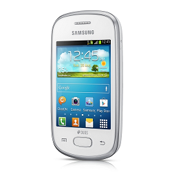 Unlocking by code Samsung Galaxy Star