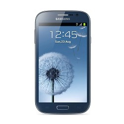 Unlocking by code Samsung Grand I9082