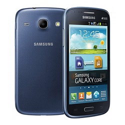 Unlocking by code Samsung Galaxy Core I8260