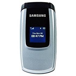 Unlocking by code Samsung SGH T201G