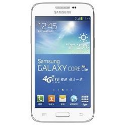 Unlocking by code Samsung Galaxy Core Lite