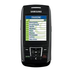 Unlocking by code Samsung SGH T301G