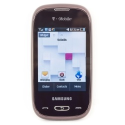 Unlocking by code Samsung Gravity Q T28