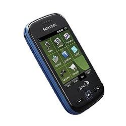 Unlocking by code Samsung Trender
