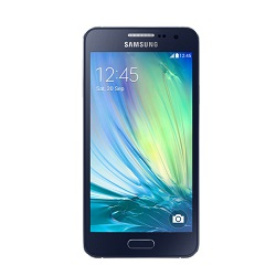 Unlocking by code Samsung Galaxy A3