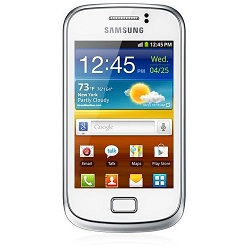 Unlocking by code Samsung Galaxy mini 2 S6500