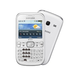 Unlocking by code Samsung Ch@t 333