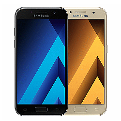 Unlocking by code Samsung Galaxy A3 (2017)
