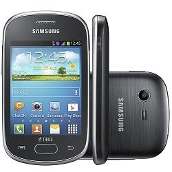 Unlocking by code Samsung Galaxy Star Trios S5283