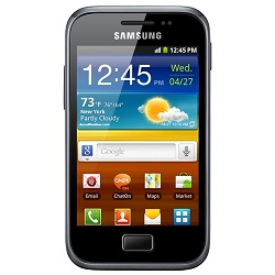 Unlocking by code Samsung GT-S7500L