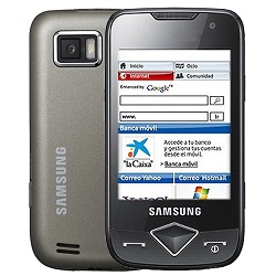 Unlocking by code Samsung S5600V Blade