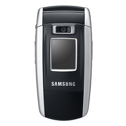 Unlocking by code Samsung Z500