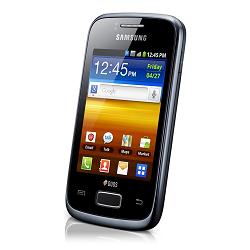 Unlocking by code Samsung Galaxy Y Duos
