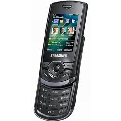Unlocking by code Samsung Shark 3