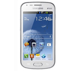Unlocking by code Samsung GT-S7562