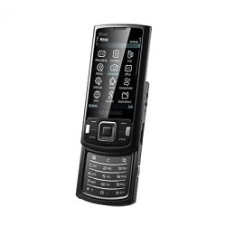 Unlocking by code Samsung I8510