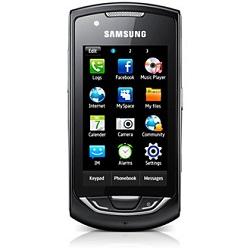 Unlocking by code Samsung S5620