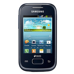 Unlocking by code Samsung Galaxy Y Plus S5303